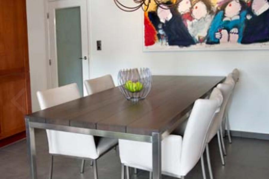 Vind uw eetkamer bij peters interieurs deskundig advies